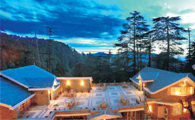 East Bourne Resort Shimla Resorts Hotels Shimla Shimla Spa